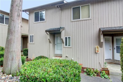 Bellingham Condo/Townhouse Sold: 1305 W Clearbrook Dr #9
