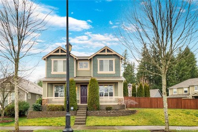 Lacey Single Family Home For Sale: 9092 Campus Glen Dr NE