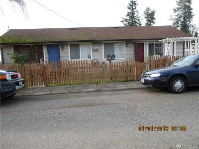 Bremerton Multi Family Home For Sale: 3201 Wright Ave