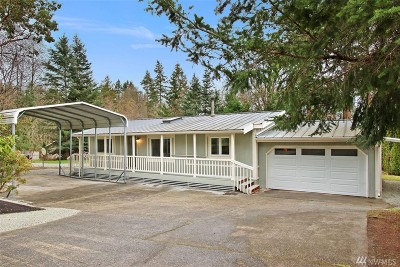 Camano Island Single Family Home For Sale: 1643 Aspen Dr