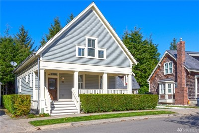 Grays Harbor County Single Family Home For Sale: 189 Meriweather St