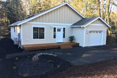 Silverdale Single Family Home For Sale: 3915 NW Anderson Hill Rd