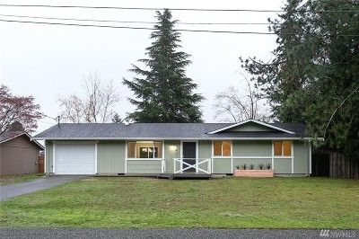 Ferndale Single Family Home For Sale: 1461 Farm Dr