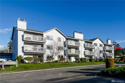 La Conner, Anacortes Condo/Townhouse For Sale: 1510 Skyline Wy #301