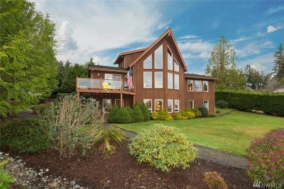 Port Ludlow WA Single Family Home For Sale: $645,000