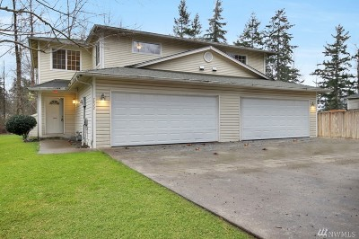Puyallup Multi Family Home For Sale: 7420 To 7422 122nd St E