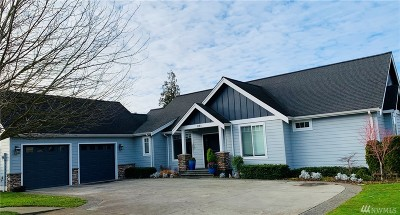 Whatcom County Single Family Home For Sale: 891 W Park Street