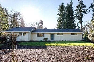 Puyallup Single Family Home For Sale: 7618 116th St E