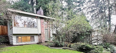 Issaquah Single Family Home For Sale: 500 Mt Defiance Cir SW