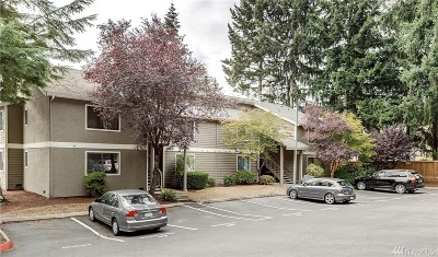 Kirkland Condo/Townhouse For Sale: 12612 NE 119th St #C-7