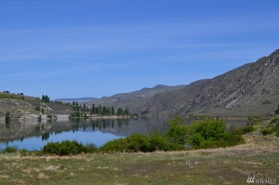 Douglas County, Chelan County Residential Lots & Land For Sale: 263 N Shore Dr