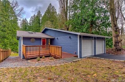 Shoreline Single Family Home For Sale: 1234 NE Ballinger Place