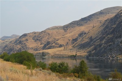 Chelan, Chelan Falls, Entiat, Manson, Brewster, Bridgeport, Orondo Residential Lots & Land For Sale: 561 Hidden Lane