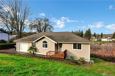 Olympia Single Family Home For Sale: 10227 Kiwa Dr SE