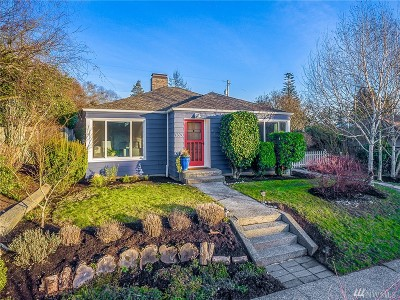 King County Single Family Home For Sale: 7520 Jones Ave NW