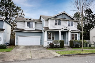 Lacey Single Family Home For Sale: 6619 Steamer Dr SE