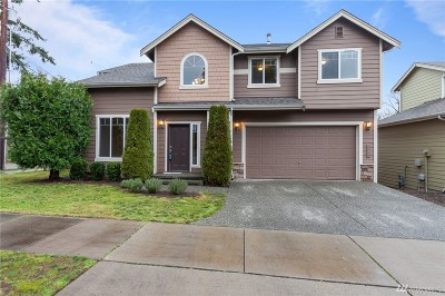 Lynnwood Single Family Home For Sale: 331 198th St SW