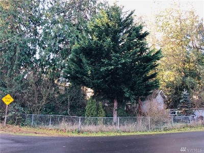 Bonney Lake Residential Lots & Land For Sale: 10502 203rd Ave E