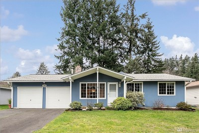 Kirkland Single Family Home For Sale: 12809 96th Ave NE