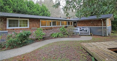 Gig Harbor Single Family Home Pending: 7511 Ford Dr NW
