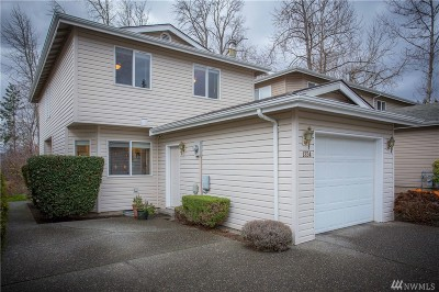 Bellingham Condo/Townhouse Sold: 1324 Whatcom St