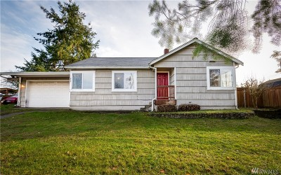 Port Orchard Single Family Home Pending Inspection: 925 Retsil Rd E