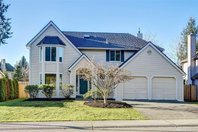 Mukilteo Single Family Home For Sale: 12522 52nd Place W