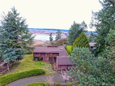 Olympia Single Family Home For Sale: 2818 Nisqually View Lp NE