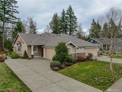 Port Orchard Single Family Home Pending Inspection: 4606 Strathmore Cir SW