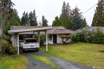 Mountlake Terrace Single Family Home For Sale: 21702 53rd Ave W