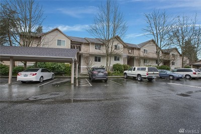 Everett Condo/Townhouse For Sale: 11527 Highway 99 #A202
