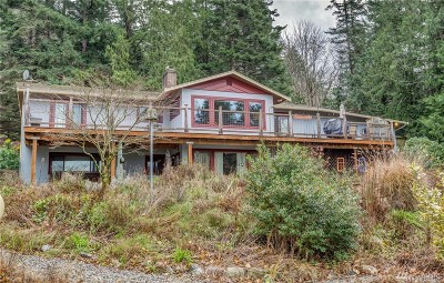 Bellingham Single Family Home For Sale: 797 Chuckanut Dr