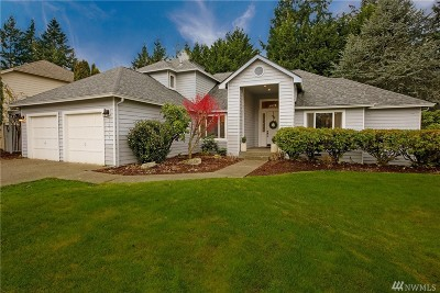 Silverdale Single Family Home For Sale: 12627 Plateau Cir NW