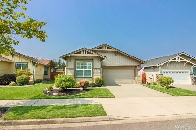 Lacey Single Family Home For Sale: 4939 Bend Dr NE