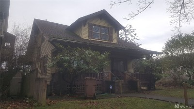 Pierce County Single Family Home Pending Inspection: 1109 S Grant Ave