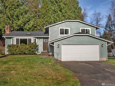 Bothell Single Family Home For Sale: 2815 164th Place SE