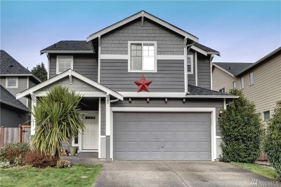 Single Family Home For Sale: 1404 77th Trail SE
