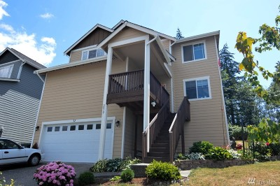 Bellingham Single Family Home For Sale: 3610 Tree Farm Ct