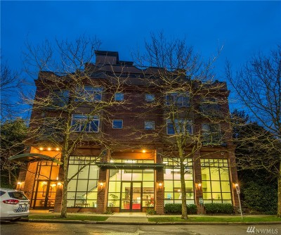 Condo/Townhouse Sold: 120 1st Ave W #302