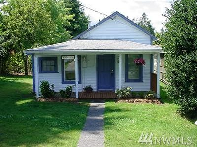 Port Orchard Single Family Home Pending: 840 Retsil Rd SE