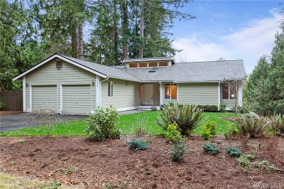 Redmond Single Family Home For Sale: 5004 279th Ave NE