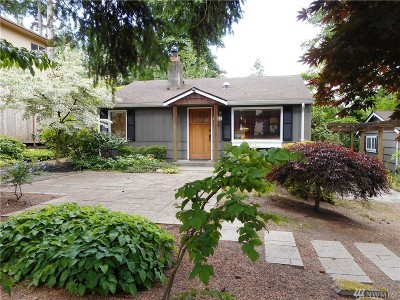 Kirkland Single Family Home For Sale: 7027 122nd Ave NE