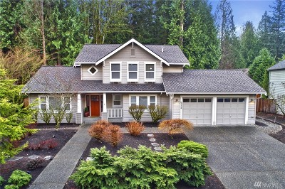 Snohomish Single Family Home For Sale: 6228 159th St SE