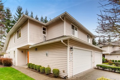 Renton Condo/Townhouse For Sale: 4801 NE 18th Place