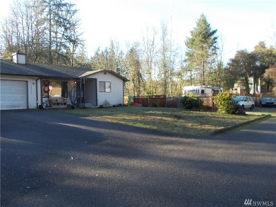Spanaway Multi Family Home For Sale: 14914 10th Av Ct S