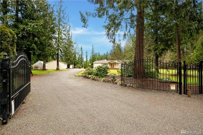Enumclaw Single Family Home For Sale: 26927 SE 384th St