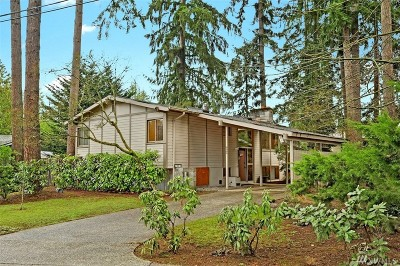 Bellevue Single Family Home For Sale: 2020 145th Ave SE