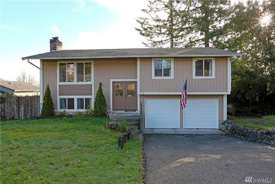 Port Orchard Single Family Home Pending Inspection: 2199 Ponderosa Dr SE