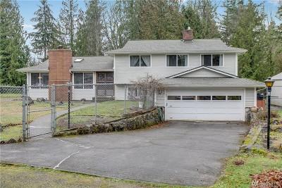 Covington Single Family Home For Sale: 32321 226th Ave SE