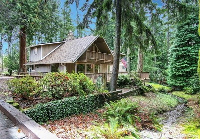 Gig Harbor Single Family Home For Sale: 5917 51st Ave NW